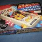 Vintage 1979 TOMY Atomic Pinball Arcade Game Toy In Original Box