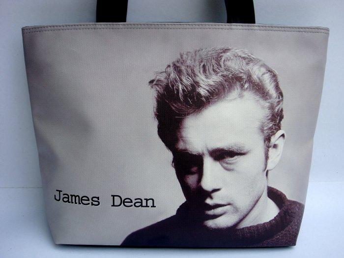 James Dean Classic Fashion Wide Tote Shoulder Bag Purse