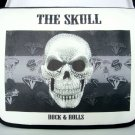 The Skull Punk Rock N Roll 15'' Laptop Notebook Shoulder Case Bag