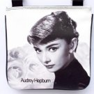 Audrey Hepburn Retro Classic Signature Messenger Cross Body Bag Purse