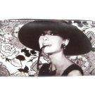 Audrey Hepburn Retro Classic Credit Card Money ID Holder Wallet Purse Bag