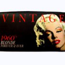 Marilyn Monroe Blonde Credit Card Money ID Holder Wallet Purse Bag
