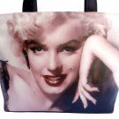 Marilyn Monroe Collectible Wide Tote Shoulder Bag Purse
