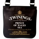 Twinings London Prince Of Wales Tea Messenger Sling Bag Purse