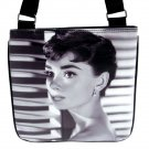 Audrey Hepburn Classic Fashion Messenger Bag Purse