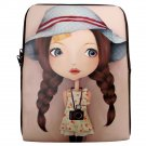 Cartoon Apple iPad 1 2 3 4 Mini Air Netbook Tablet Sleeve Case Cover Skin Bag