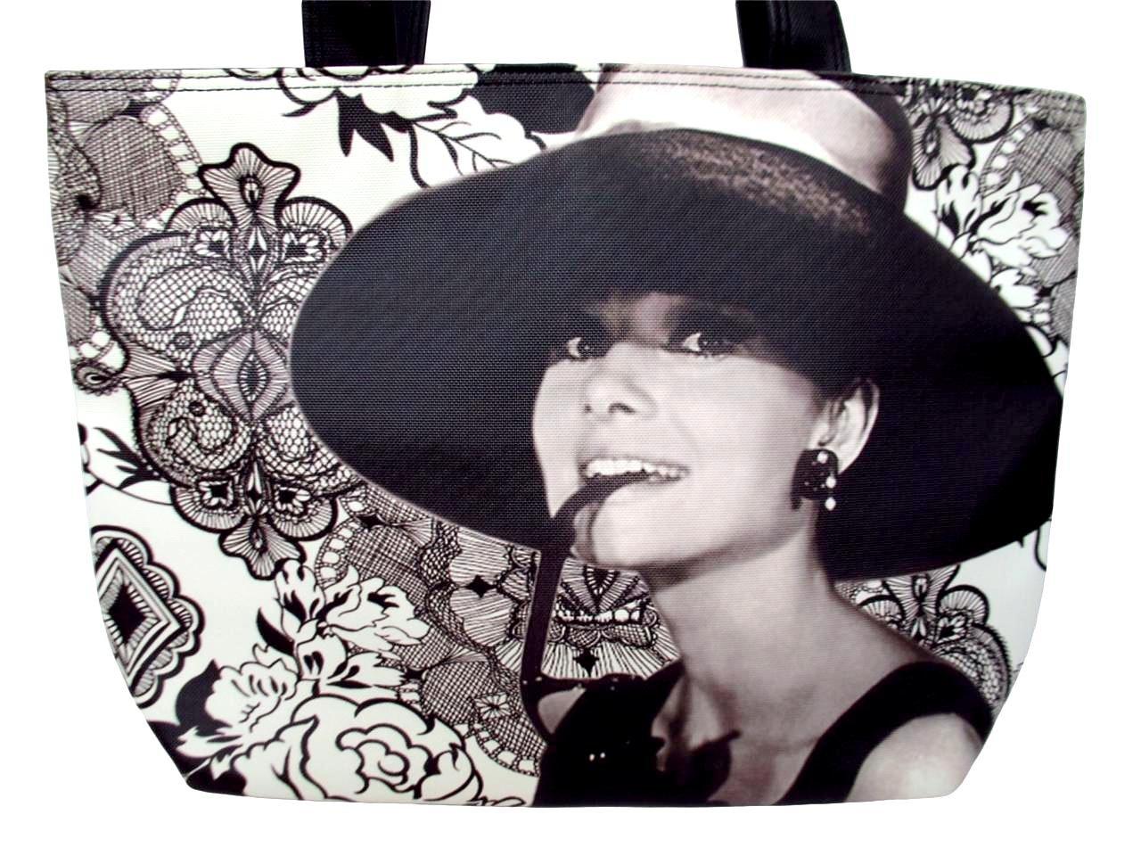 Audrey Hepburn Breakfast At Tiffany's Rare Shoulder Bag Purse
