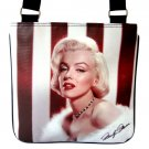 Marilyn Monroe Fashion Signature Messenger Sling Bag Purse