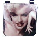 Marilyn Monroe Rare Collectible Messenger Sling Cross Body Bag Purse