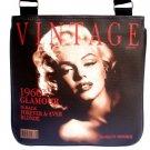 Marilyn Monroe Blonde Vintage Glamour Messenger Sling Bag Purse