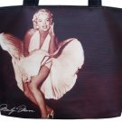 Marilyn Monroe Ballerina Classic Rare Tote Shoulder Black Bag Purse