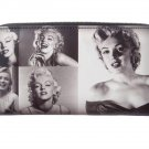 Marilyn Monroe Retro Rare Picture Collage ID Coin Bill Holder Wallet