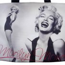 Marilyn Monroe Retro Ballerina Signature Tote Shoulder Bag Purse Handbag