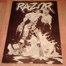 Tim Vigil RAZOR Art Print 11 x 17