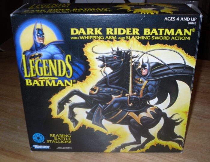 Batman Dark Rider Batman Action Figure Set