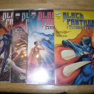 Black Panther Panther's Prey Comic Book Lot
