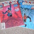 Union Jack Comic Book Lot
