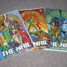 Justice League The Nail Comic Book Lot