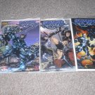 Stark Raven Comic Book Lot