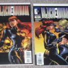 Black Widow Comic Book Lot