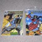 Samurai Guard Comic Book Lot