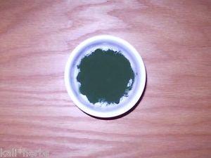 Chlorella Powder,Dried,Organic Herbs & Spices, 1/2 Ounce