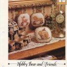 Hobby Bear & Friends -Vanessa Ann-Christmas in Cross Stitch Chart