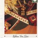Ribbon Tree Skirt -Vanessa Ann-Christmas in CrossStitch Chart