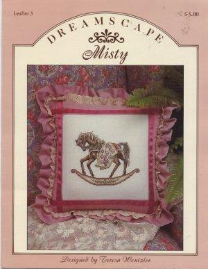 Dreamscape Misty Leaflet 3 by Teresa Wentzler Pattern