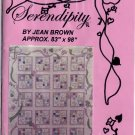 Whimsical Serendipity By Jean Brown Quilt Pattern