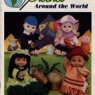 Crochet Around the World Mangelsen's Doll Clothes Patterns