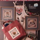 For Needlework Lovers LA 616 Cross Stitch Patterns
