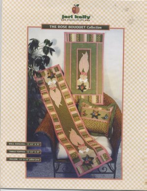 The Rose Bouquet Collection Jeri Kelly Quilting Pattern