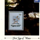 First Sign of Winter- Vanessa Ann -Christmas in Cross Stitch Chart