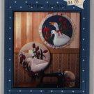 "Applique & Hoop Art ""Geese In A Garden"" Pattern"