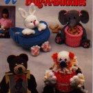 Annie's Attic Crochet Hug-A-Buddies Patterns 87B99