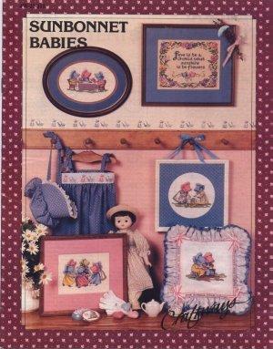 Sunbonnet Babies Craftways Cross Stitch Patterns