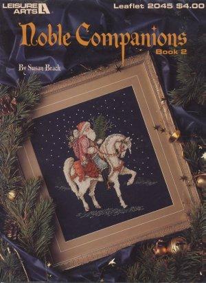 Noble Companions Book 2 Leisure Arts Leaflet 2045