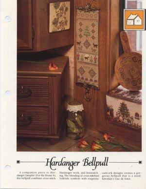 Vanessa Ann - Hardanger Bellpull Chart