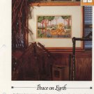 Vanessa Ann - Peace on Earth - Cross Stitch Lion & Lamb Pattern