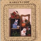 Karen's Coop A Cat For All Seasons Pattern