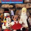 Crochet Winter Scent-sations Air Freshener Covers Patterns Annie's Attic 87F73