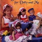 Dresses to Crochet for Dolly and Me Patterns by Delsie Rhoades ASN 1257