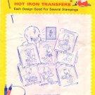 Ducky Ducks 3740 Aunt Martha's Hot Iron Transfers