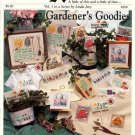 Special Additions Garderer's Goodies - Jeanette Crews Cross Stitch Book #350