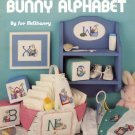 The Bunny Alphabet - Leisure Arts Cross Stitch Leaflet 724