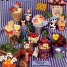 Painted Pots Book by Jean Kievlan & Caryl Ketcher No 2361