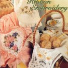 McCall's Creates Romantic Ribbon Embroidery Book Vanessa-Ann Collection No 15297