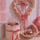 Annie's Attic Crochet Decorative Bath Accessories Pattern 8B013
