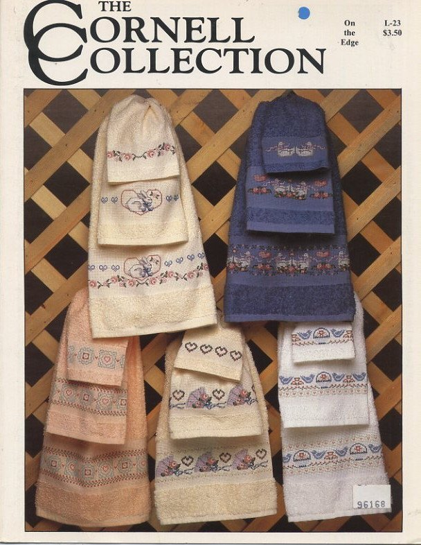 The Cornell Collection On the Edge - Cross Stitch Book L-23